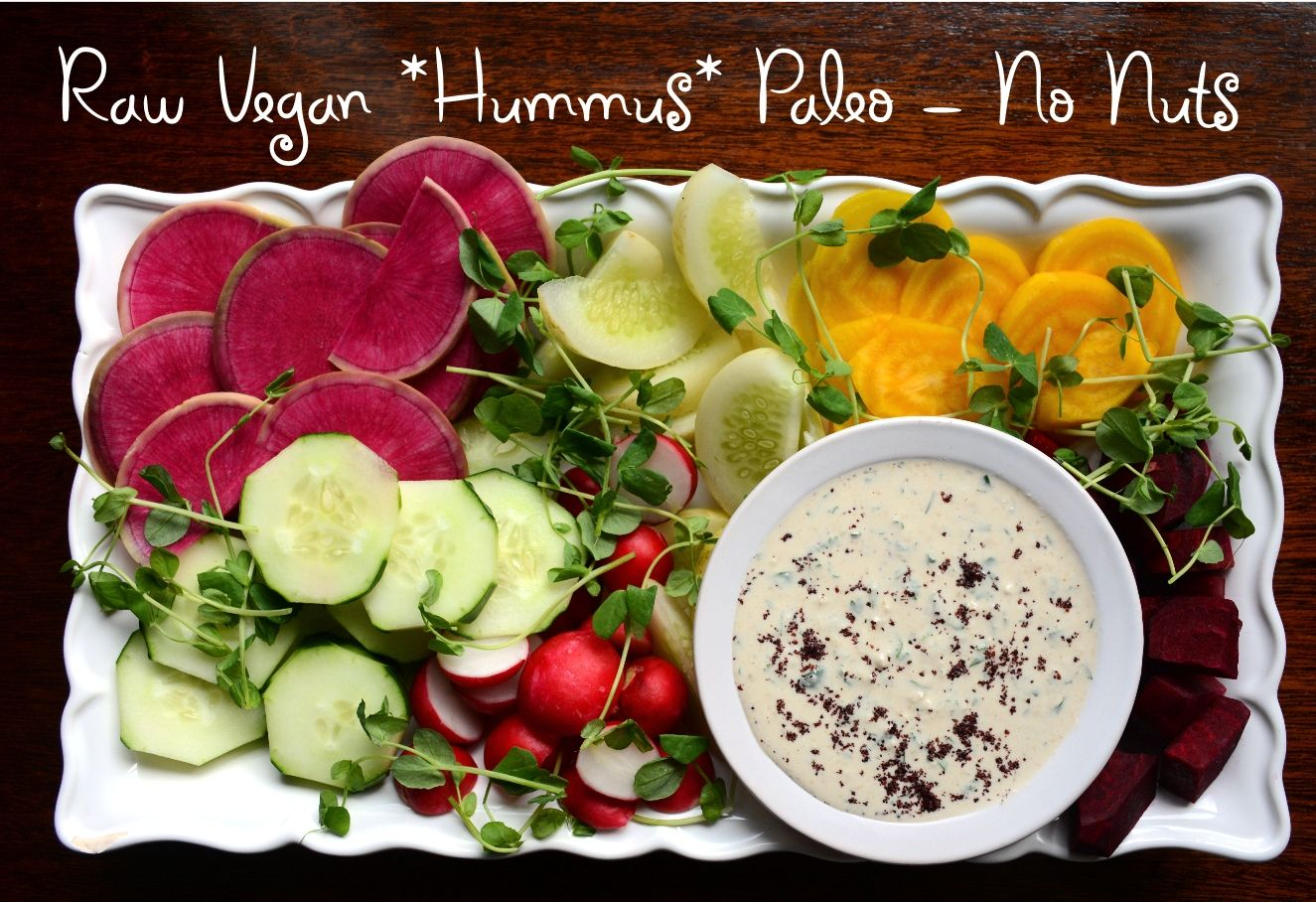 I can't believe it's not Hummus!