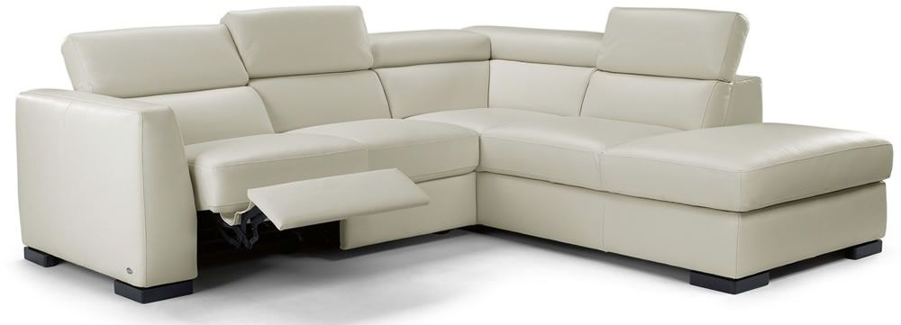 Modern Italian Reclining Sectional Sofa For The Home
