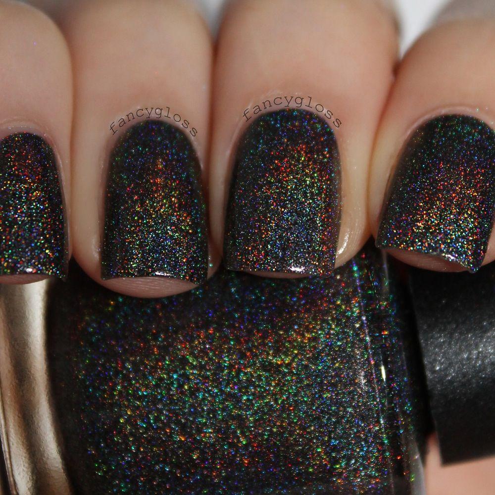 Dark Magic - Fancy Gloss | Indie Nail Polishes | Pinterest | Nail ...