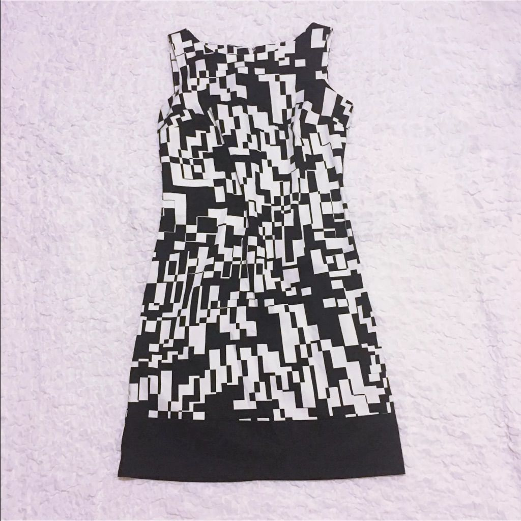 Nwt black and white sun dress products