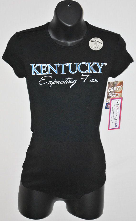 bb111095f06cd University of KENTUCKY Expecting Fan Maternity by ExpectingFan, $34.95