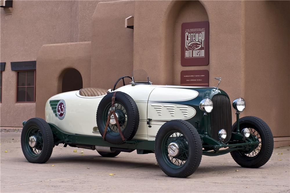 1933 PLYMOUTH VINTAGE RACE CAR - Barrett-Jackson Auction Company ...