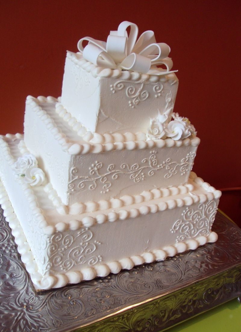 Love This Cake Just Dont Like The Bow At Time Would