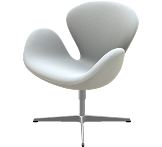Swan, Arne Jacobsen, 1958, Chair