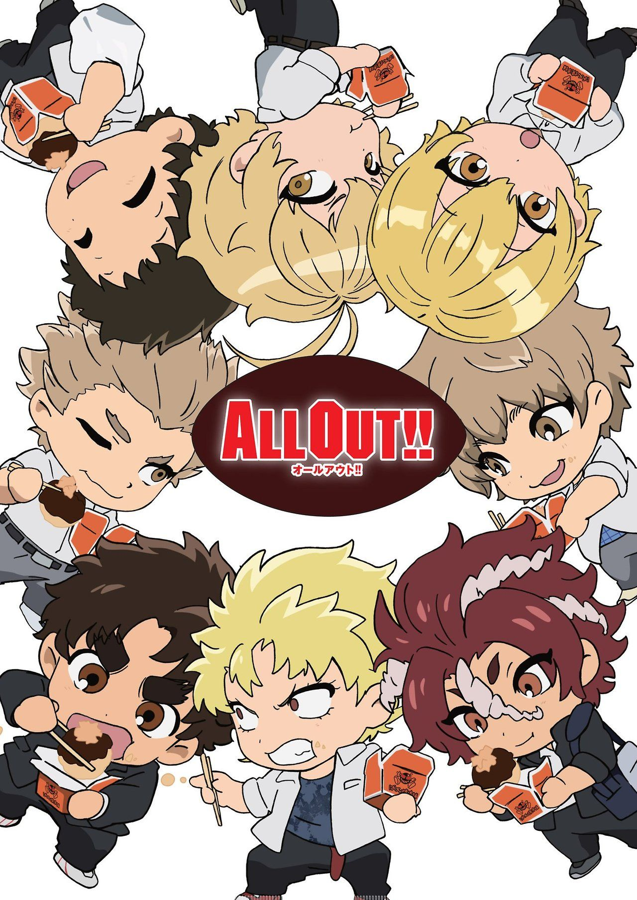 All Out Anime Tumblr Anime Love