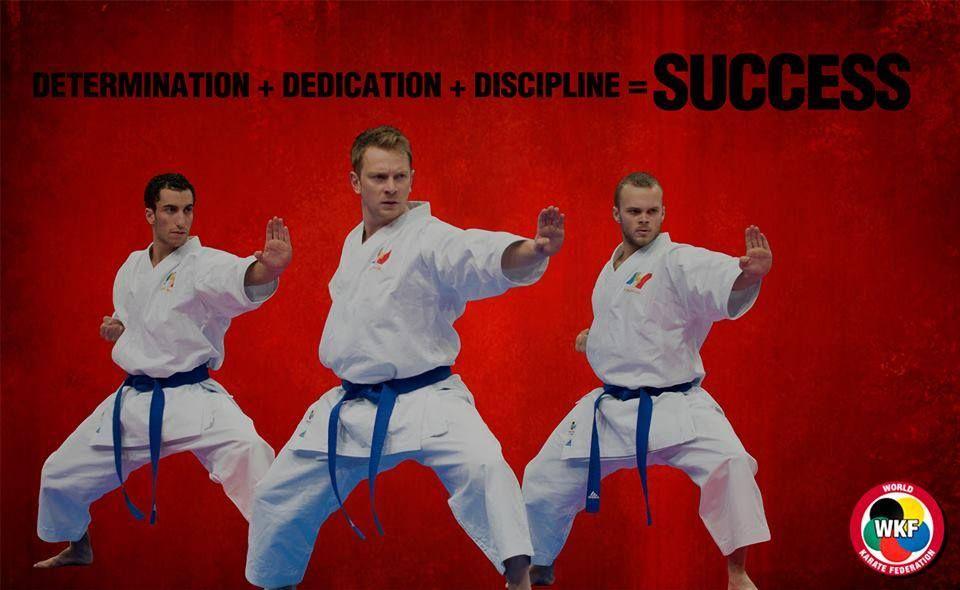 World Karate Federation: Kata by teams.