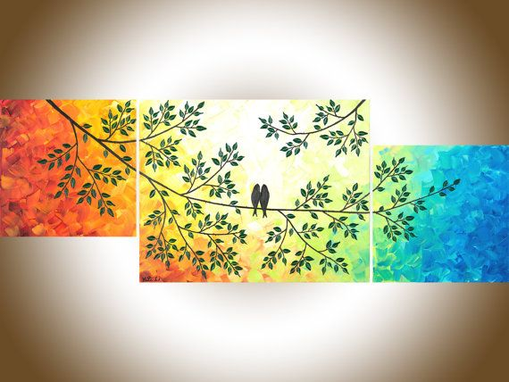 Sale-Abstract art colorful art wall art wall decor modern abstract ...