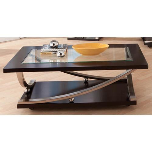 Standard Furniture Cocktail Table Modern Glass Coffee Table Coffee Table Glass Table Living Room