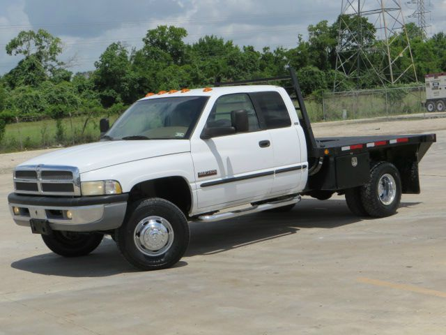 2000 Dodge Ram 3500 Slt Cummins 4x4 Flat Bed Houston Tx Country Trucks Custom Truck Beds Dodge Ram Diesel