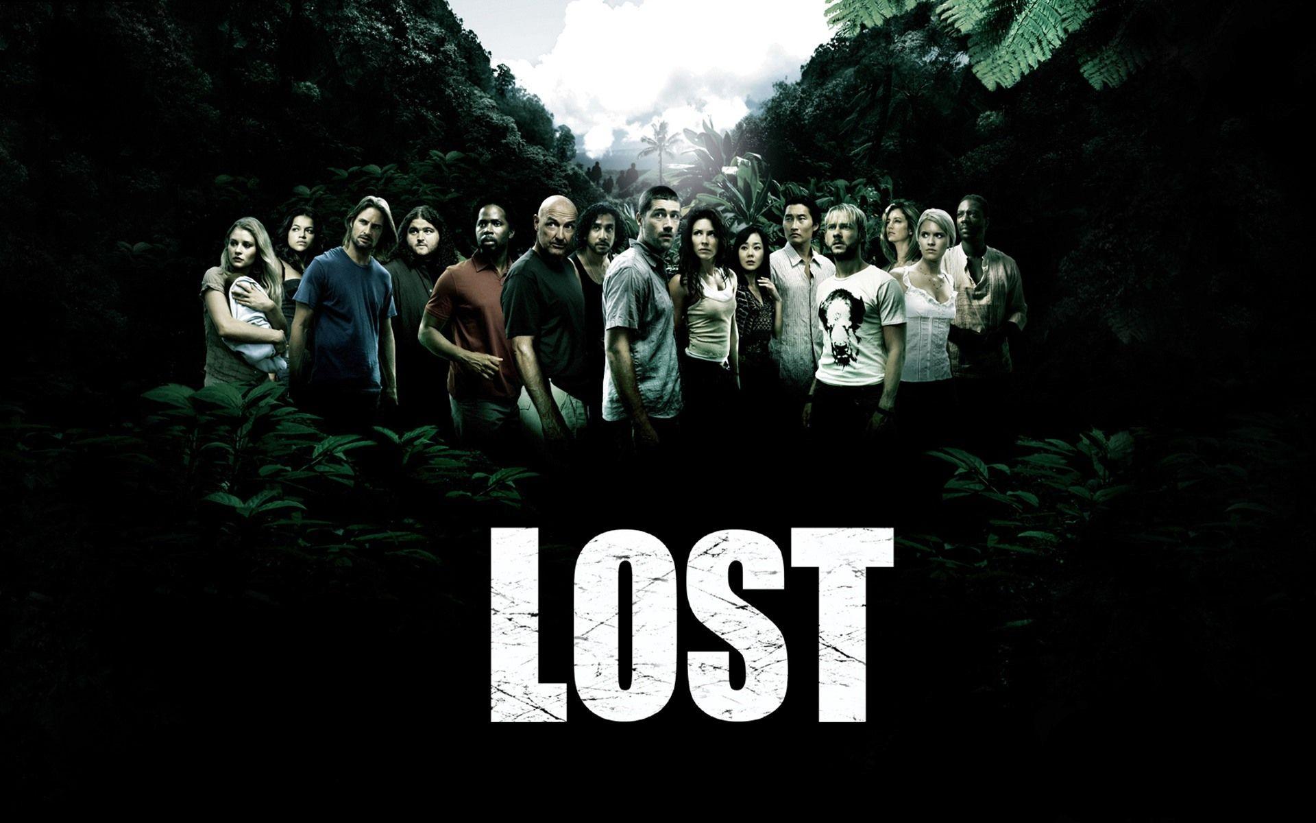 Lost TV Series Widescreen WallPaper HD