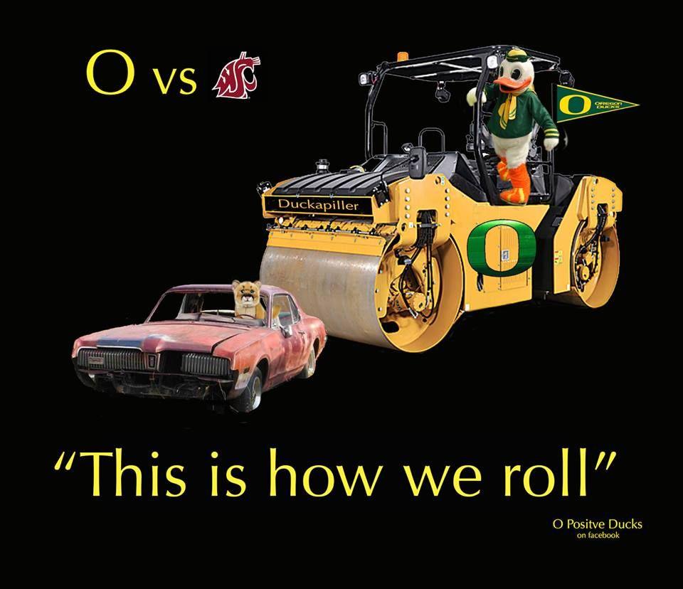 Game 4 vs washington state 092014 oregon ducks