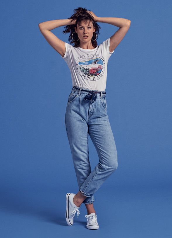 7bf67fa9 ARCHIVE INSPIRED MOM JEANS 'DAISIE' | Women's fashion | Jeans, 80s ...