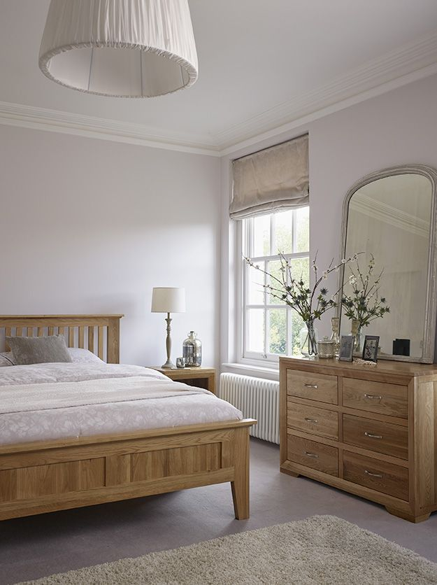 7 Steps To A Beautifully Styled Bedroom The Oak Furniture Land Blog Oak Bedroom Furniture Bedroom Furniture Inspiration Rustic Bedroom Furniture