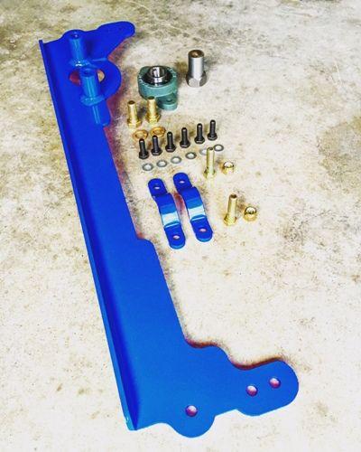 Jeep Cherokee Xj Reinforcing Plate Repair Kits Steering Box