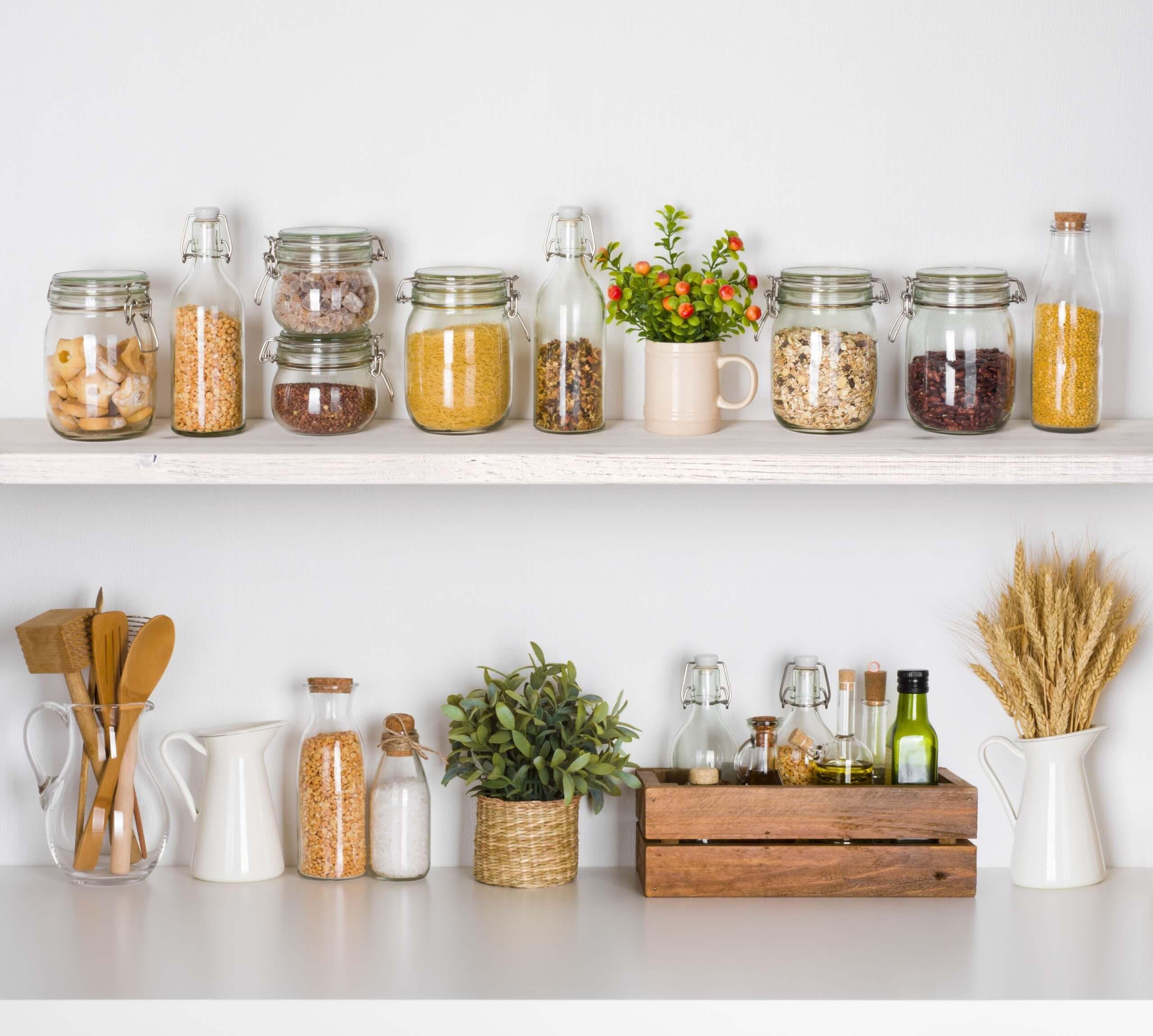 Beginner S Guide To Going Zero Waste In The Kitchen Inredning