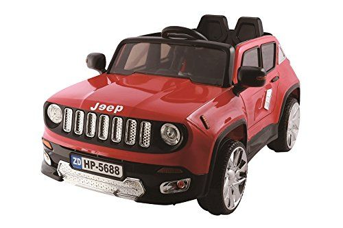 New 2015 Jeep Renegade Style 12v Kids Ride On Power Wheels Battery