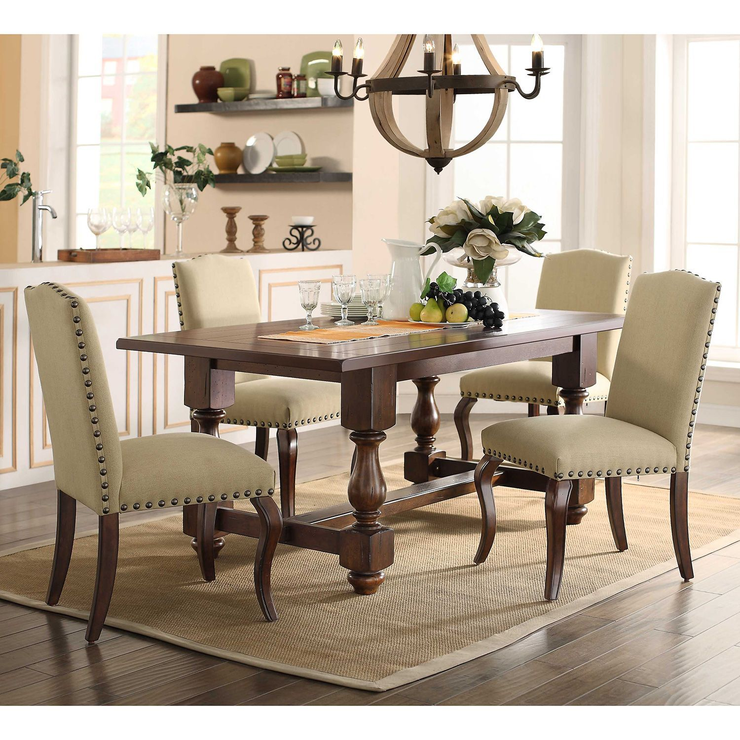 Atteberry Dining Set 5 pc Dining table, Dining room