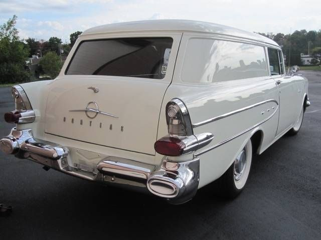 1957 Pontiac Sedan Delivery for sale