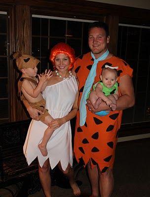 family halloween - Flinstones Halloween