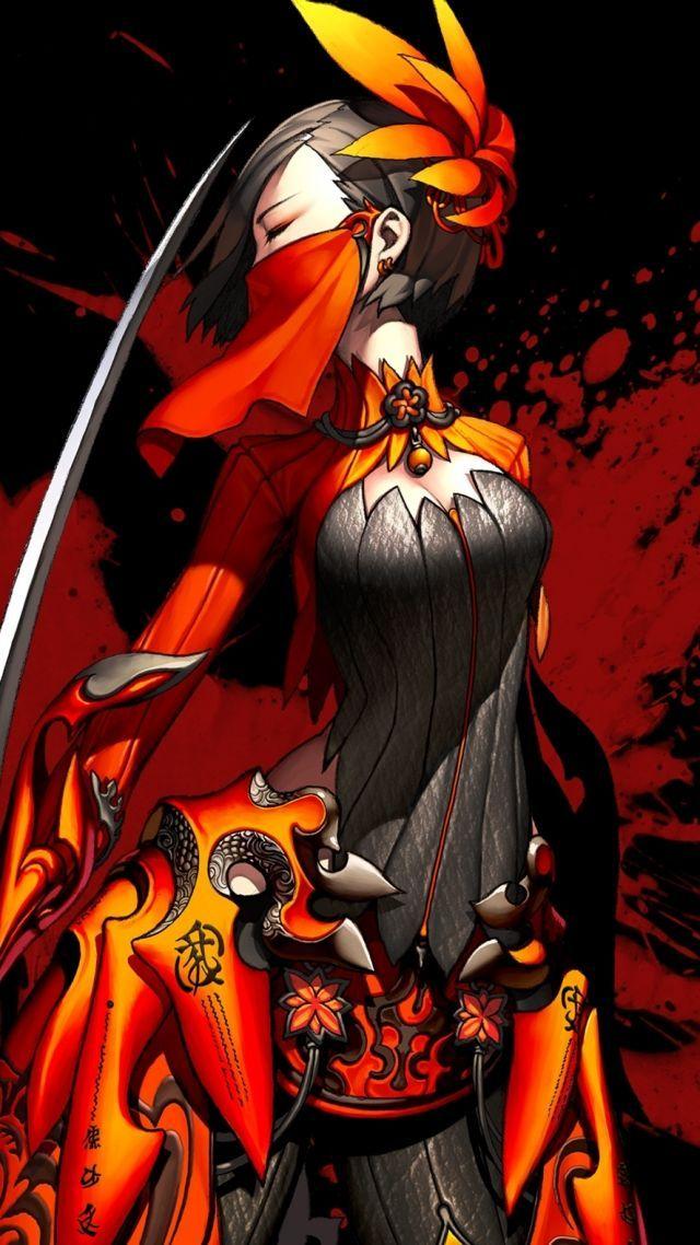Blade & Soul, Best Games 2015, game, MMORPG, fantasy, art