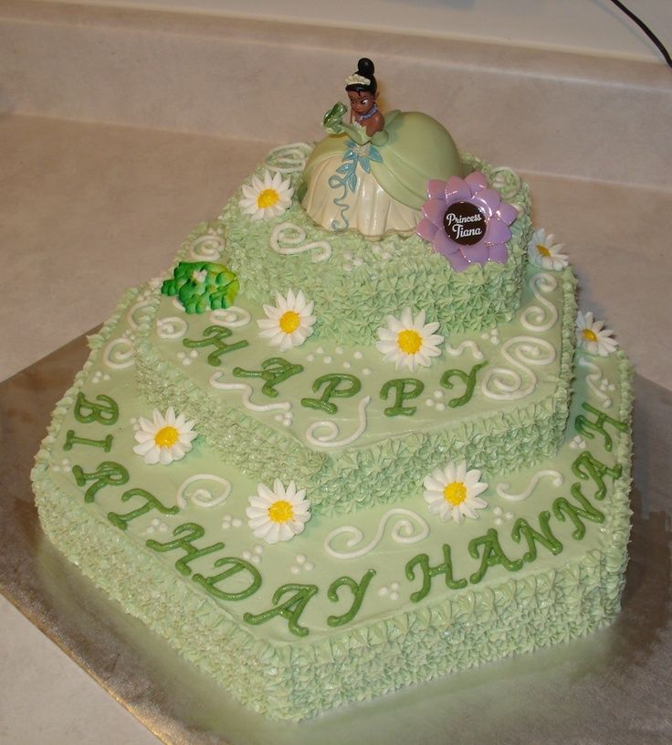 Tiana Birthday Cakes Google Search My Lily Pinterest Tiana