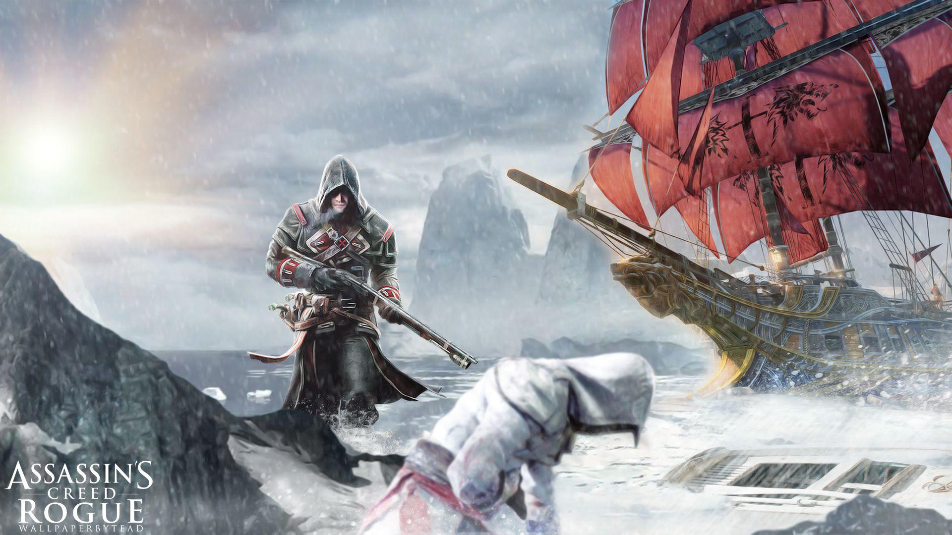 Assassins Creed Rogue Wallpaper Full HD x Select Game ...