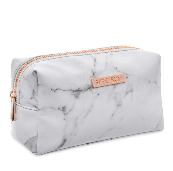 Finish Your Instaworthy Marbleous Collection With The White Marble Print Makeup Collection Finish Instaworthy Makeu Printed Makeup Bag White Bag Bags