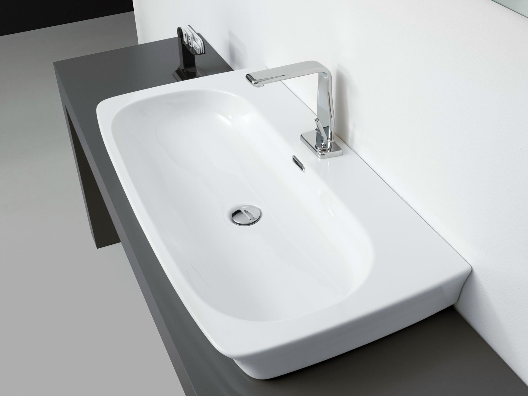 LAVABO singolo by #NEWFORM #washbasins #bath #design #white ...
