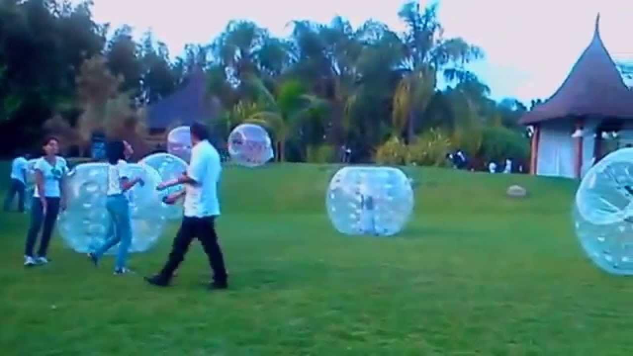 bumpers balls, pelotas de pasto pelotas acuaticas