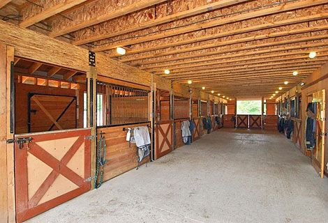Image Gallery Stables Barn