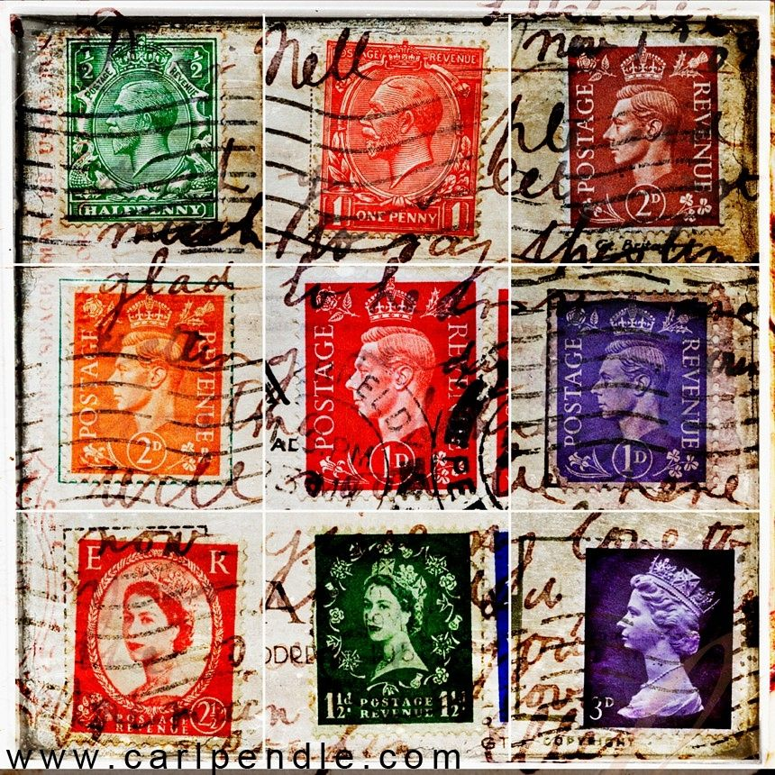 Individualisierte Briefmarken. Mit Konterfeit des Kunden/designy?