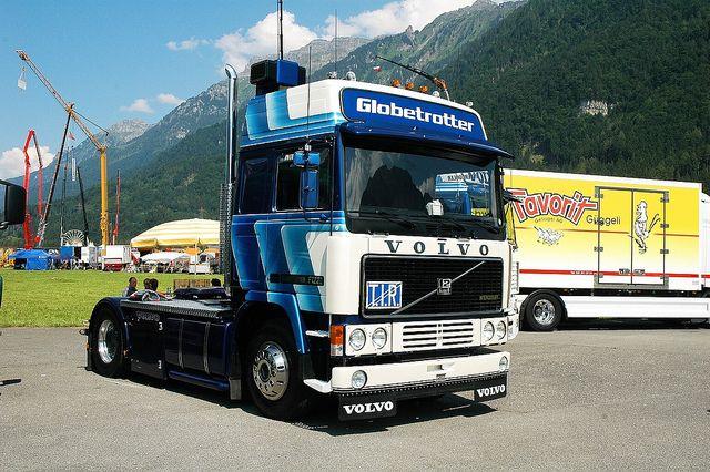 Volvo F12 Globetrotter | Euro Lorries | Volvo, Volvo trucks, Volvo cars