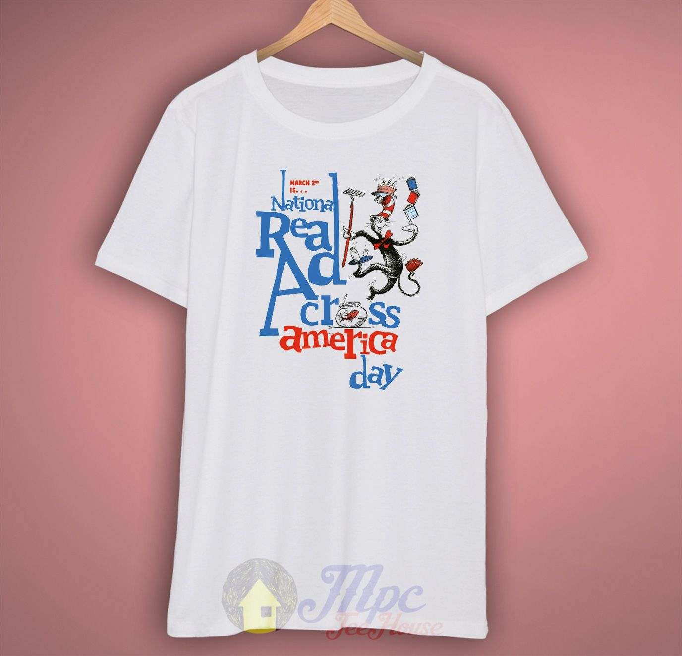 Color printing quotes - Dr Seuss Book Quote T Shirt