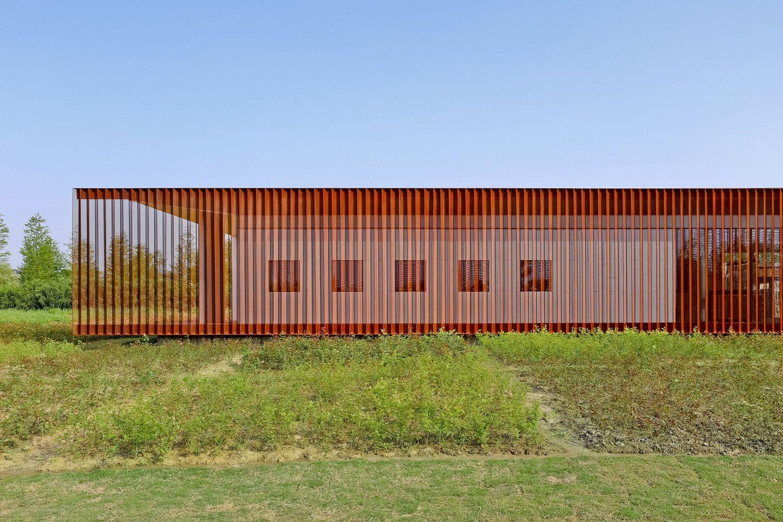 Centro de Visitantes Kunshan / Vector Architects