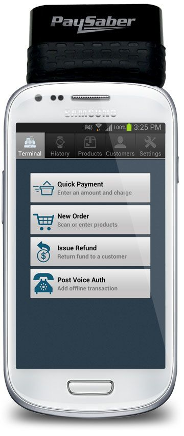 Paysaber jack credit card reader for android enables your android paysaber jack credit card reader for android enables your android device to perform secure mobile payment processing on the go for all types of business reheart Image collections