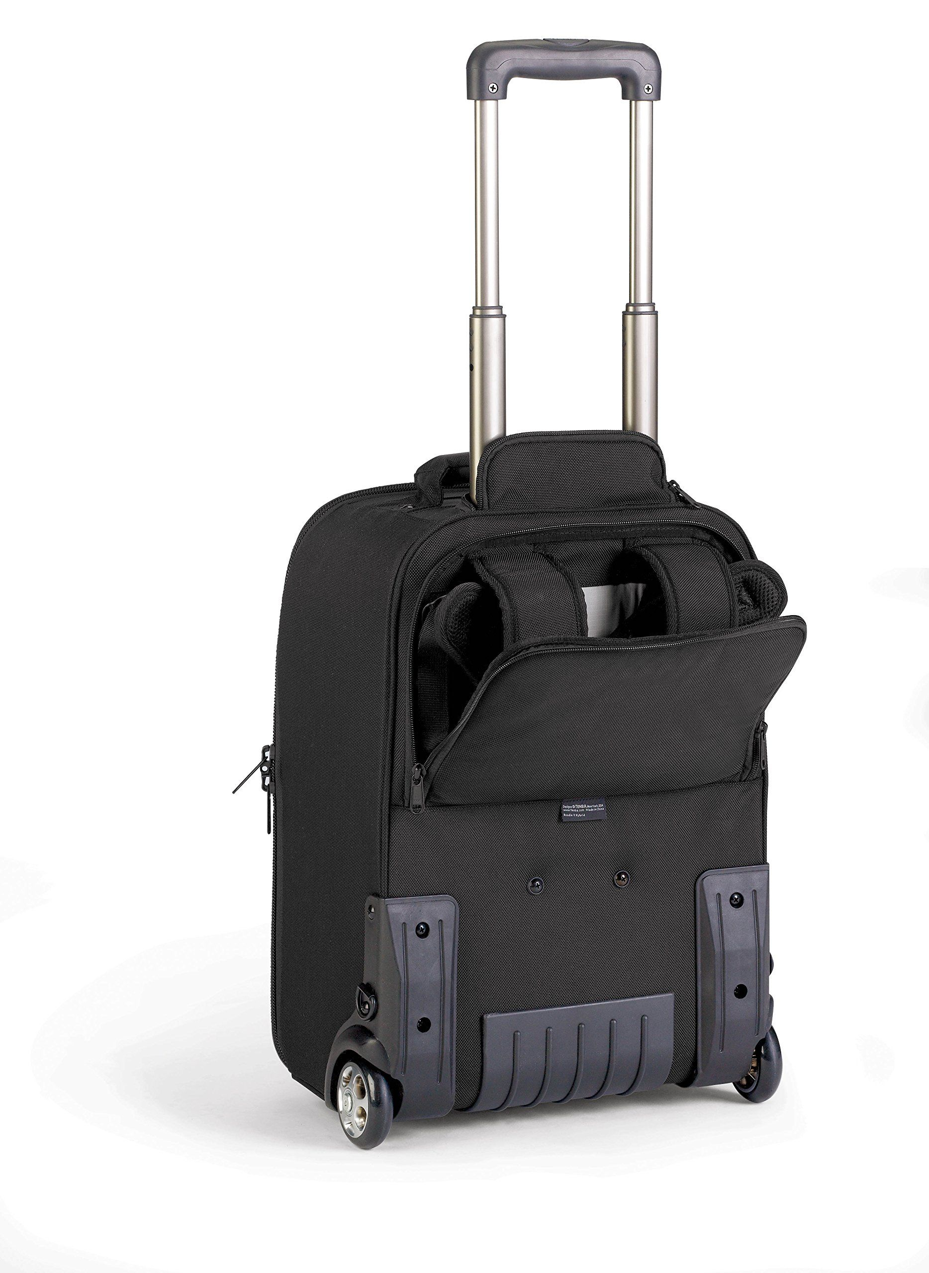 Tenba Roadie Ii Hybrid Roller Backpack For Cameras And Laptops 638330 Details Can Be Found By Clicking On The Roller Backpacks Travel Accessories Backpacks