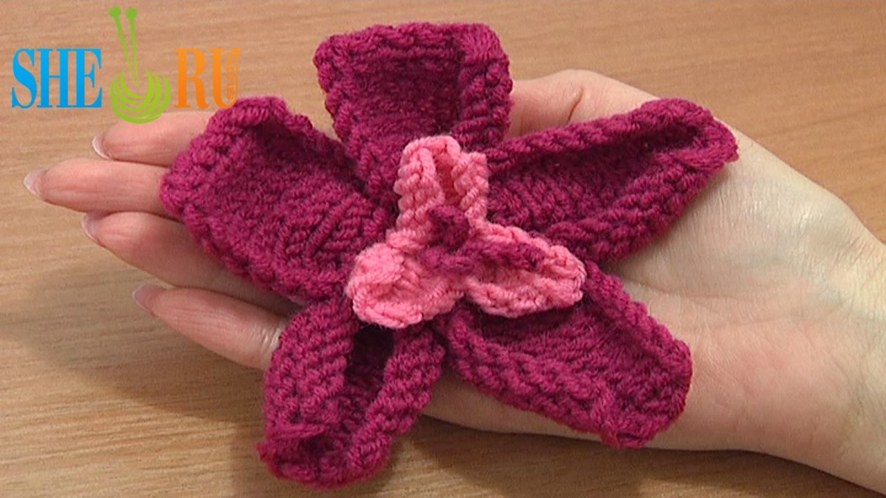 Free knitting flower patterns tutorial 18 knitted two layer flower free knitting flower patterns tutorial 18 knitted two layer flower we invite you to visit bankloansurffo Images
