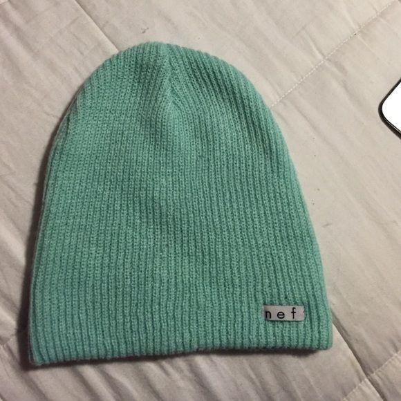 Beanie Nef beanie, never worn, excellent condition. Neff Accessories Hats