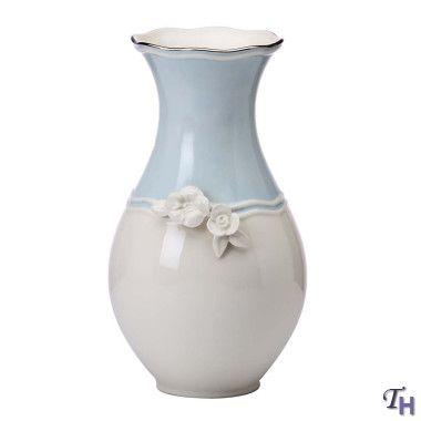 Lenox Vases Lenox Harbourton Hues Vase Blue Lenox Vase Vase Lenox