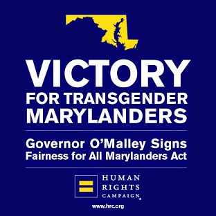 Governor +Martin O'Malley Signs Maryland #Transgender Rights Bill Read more: www