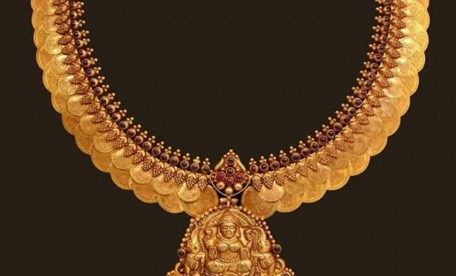 Gold Kasulaperu In 50 Grams Weight Gold Necklace Designs Gold Fashion Necklace Gold Jewelry Fashion