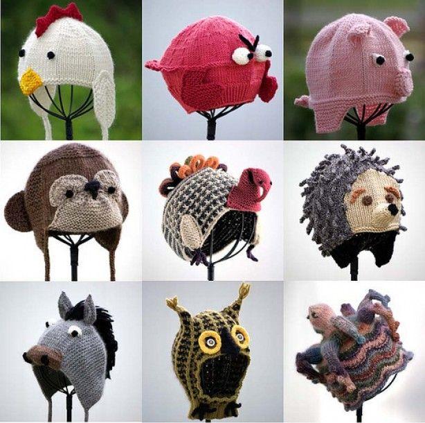 nu alleen nog leren breien.. gevonden bij The Yarn Company ...