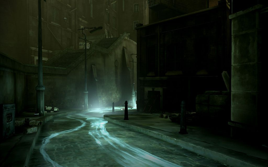 """Follow the Liquid Trail"" / Dishonored / by Feenixfly96 (via Dead End Thrills)"