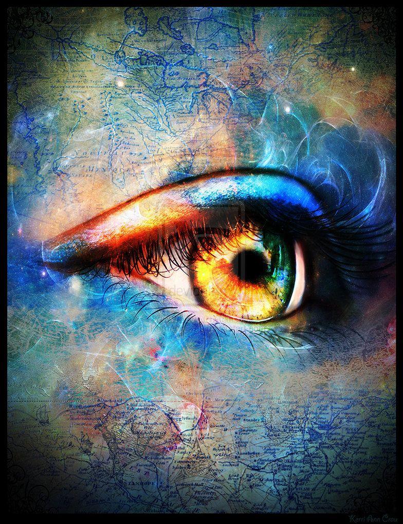 Through the Time Travelers Eye by *KerriAnnCrau on deviantART