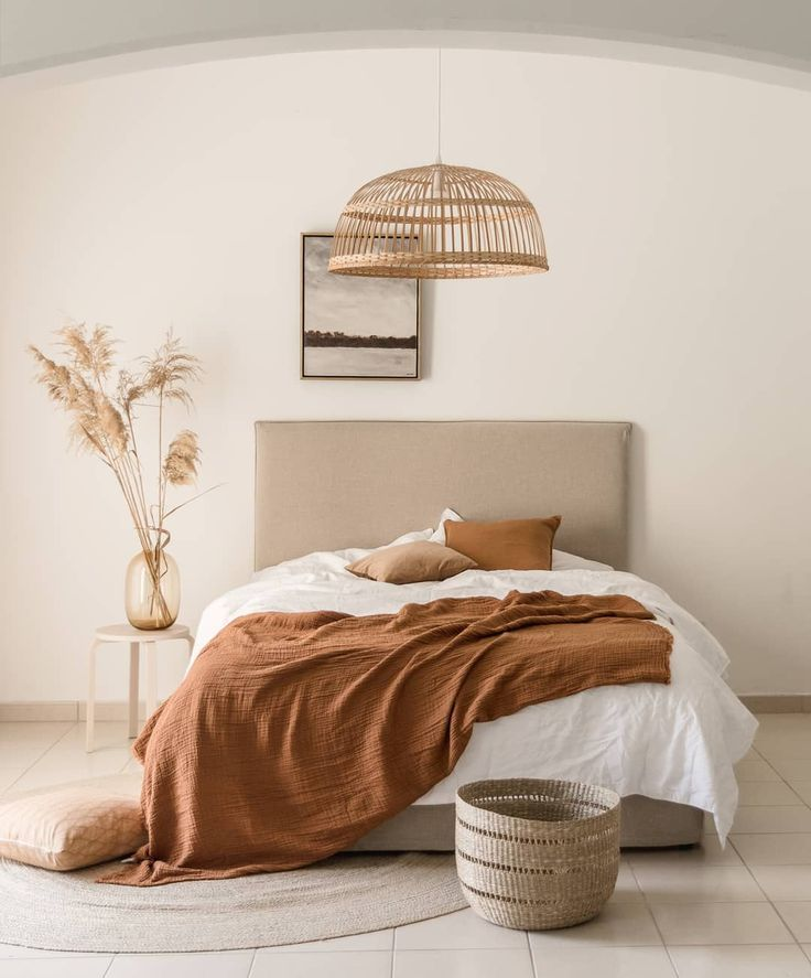 Bettwäsche | Neue Kollektion | Zara Home #bohobedroom