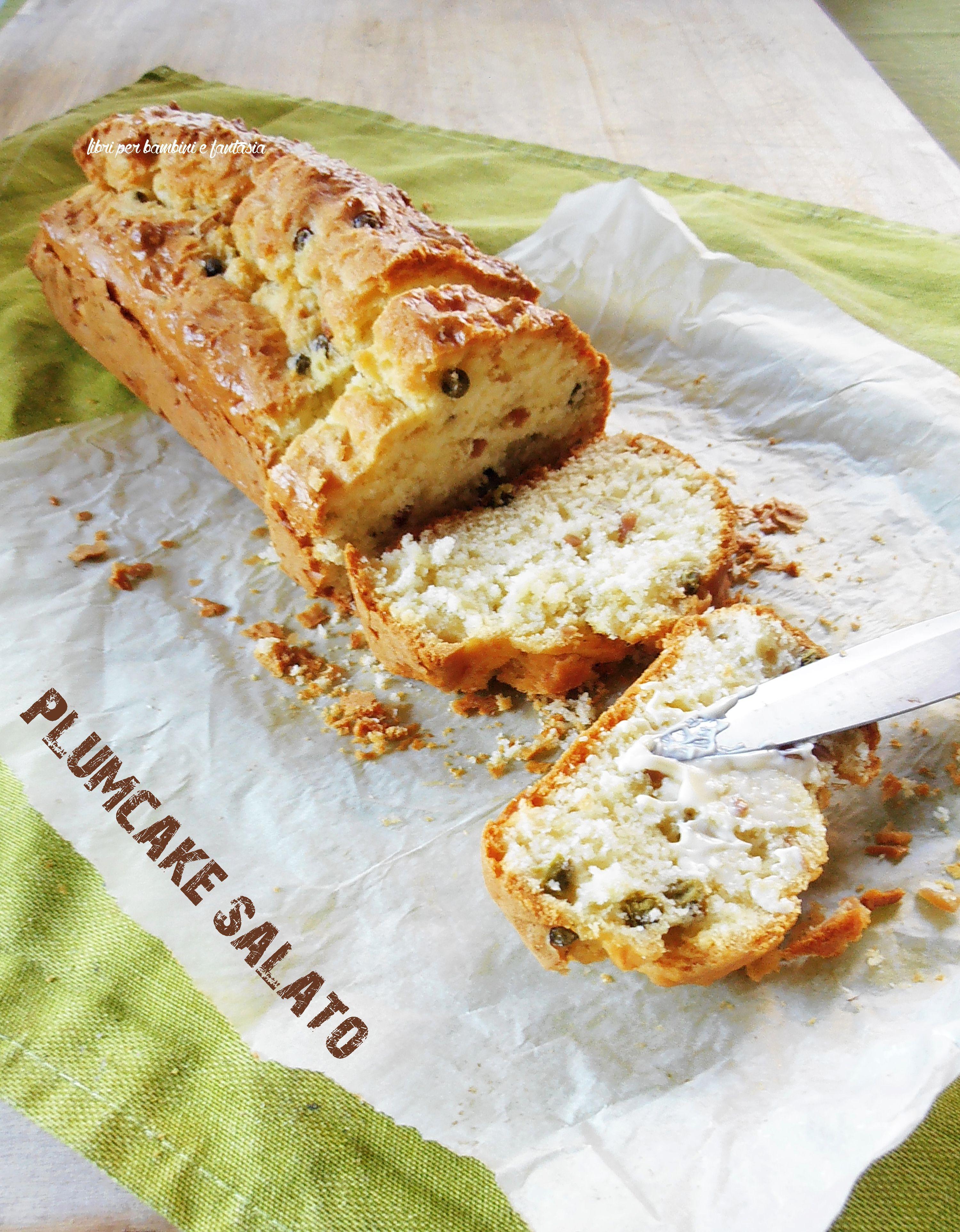 Libro Le Ricette Di Misya pensieri fuori dal coro: plumcake salato – scelgo un libro