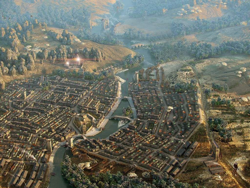 Balmora art #TES #Morrowind   TES (Morrowind, Oblivion