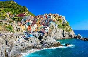 Cinque Terre, Italy - Olga_Gavrilova/iStock/Getty Images