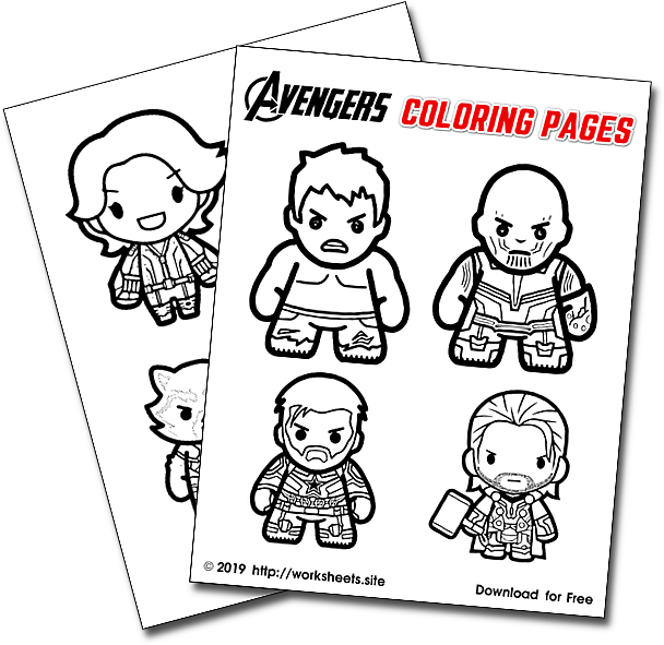 Avengers Endgame Coloring Pages Avengers Infinity War Coloring Pages Marvel Movie Characters Avengers Coloring Pages Avengers Coloring Unicorn Coloring Pages