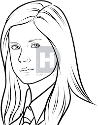 Image Result For Printable Harry Potter Coloring Pages Harry - Ginny-weasley-coloring-pages